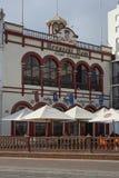Ιστορικά κτήρια Iquique, Χιλή Στοκ Φωτογραφίες