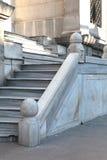 Ιστορικά μαρμάρινα σκαλοπάτια Στοκ φωτογραφία με δικαίωμα ελεύθερης χρήσης