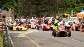 Ιστορικά Grand Prix 2014 του Μπέργκαμο Στοκ Εικόνες