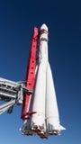 Ιστορική ανατολή πυραύλων μνημείων Στοκ φωτογραφία με δικαίωμα ελεύθερης χρήσης