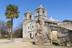 ιστορική αποστολή SAN Τέξας &t στοκ φωτογραφία με δικαίωμα ελεύθερης χρήσης