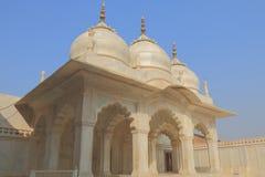 Ιστορική αρχιτεκτονική Agra Ινδία οχυρών Agra ναών Masjid Nagina Στοκ φωτογραφία με δικαίωμα ελεύθερης χρήσης