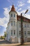 Ιστορική βίλα κοντά στο κέντρο πόλεων Στοκ Εικόνα