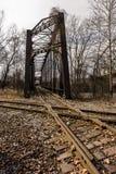Ιστορική γέφυρα σιδηροδρόμου - Πενσυλβανία Στοκ φωτογραφία με δικαίωμα ελεύθερης χρήσης