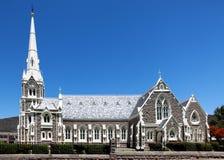 Ιστορική εκκλησία σε Graaff Reinet, Νότια Αφρική Στοκ Εικόνα