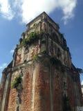 Ιστορική εκκλησία σε Laoag στοκ φωτογραφίες με δικαίωμα ελεύθερης χρήσης