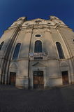 Ιστορική εκκλησία σε Sumuleu Στοκ φωτογραφία με δικαίωμα ελεύθερης χρήσης