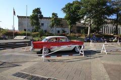 Ιστορική ζώνη Santo Domingo, Δομινικανή Δημοκρατία Στοκ εικόνα με δικαίωμα ελεύθερης χρήσης