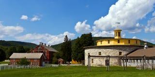Ιστορική θρησκευτική κοινότητα Στοκ Εικόνες