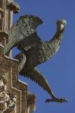 Ιστορική διάσημη αρχιτεκτονική στην Ιταλία Στοκ φωτογραφία με δικαίωμα ελεύθερης χρήσης