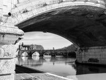 Ιστορική ιταλική πόλη Στοκ εικόνα με δικαίωμα ελεύθερης χρήσης