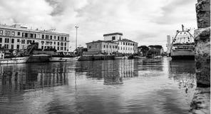 Ιστορική ιταλική πόλη Στοκ Εικόνα