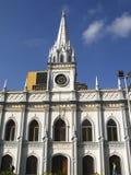 Ιστορική οικοδόμηση του ακαδημαϊκού παλατιού στο κέντρο της πόλης Καράκας Βενεζουέλα στοκ φωτογραφίες