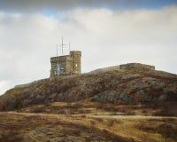 Ιστορική περιοχή λόφων σημάτων Στοκ Φωτογραφία