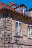 Ιστορική πρόσοψη στην πόλη της βηρυττού Στοκ φωτογραφίες με δικαίωμα ελεύθερης χρήσης
