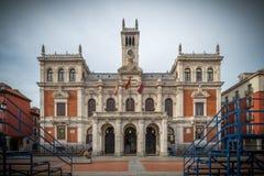 Ιστορική πόλη του βόρειου τμήματος της Ισπανίας Στοκ εικόνα με δικαίωμα ελεύθερης χρήσης