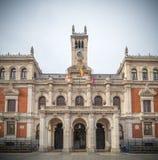 Ιστορική πόλη του βόρειου τμήματος της Ισπανίας Στοκ Εικόνες