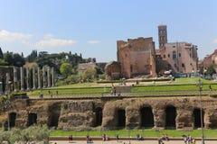 Ιστορική πόλη Ρώμη - Ιταλία Στοκ Εικόνες