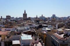 Ιστορική πόλη της Ισπανίας Στοκ Εικόνα