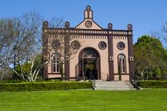 Ιστορική συναγωγή Σαν Ντιέγκο Στοκ Εικόνες