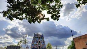 Ιστορική φωτογραφία ναών στοκ εικόνες