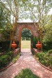 Ιστορικοί περιοχές & κήποι παλατιών Tryon στοκ φωτογραφία με δικαίωμα ελεύθερης χρήσης