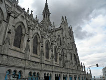 Ιστορικός καθεδρικός ναός Στοκ Εικόνα