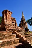 Ιστορικός ναός στην Ταϊλάνδη, Ασία Στοκ φωτογραφία με δικαίωμα ελεύθερης χρήσης
