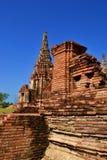 Ιστορικός ναός στην Ταϊλάνδη Στοκ Φωτογραφία