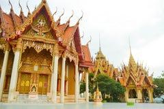 Ιστορικός ναός στην Ταϊλάνδη Στοκ φωτογραφία με δικαίωμα ελεύθερης χρήσης