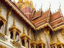 Ιστορικός ναός στην Ταϊλάνδη Στοκ Φωτογραφίες