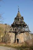Ιστορικός πύργος ανακλαστήρων Στοκ εικόνα με δικαίωμα ελεύθερης χρήσης