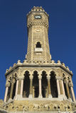 Ιστορικός πύργος ρολογιών του Ιζμίρ Στοκ Φωτογραφία