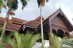Ιστορικός σύνθετος Salak Pasir στοκ φωτογραφία με δικαίωμα ελεύθερης χρήσης