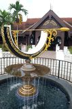 Ιστορικός σύνθετος Salak Pasir στοκ εικόνες με δικαίωμα ελεύθερης χρήσης