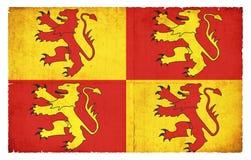 Ιστορικό έμβλημα Ουαλία Glyndwrs Στοκ εικόνα με δικαίωμα ελεύθερης χρήσης