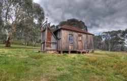 ιστορικό αγροτικό σπίτι Στοκ φωτογραφία με δικαίωμα ελεύθερης χρήσης
