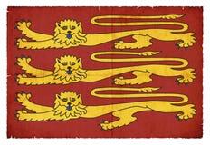 Ιστορικό βασιλικό έμβλημα του βασιλιά Richard Ι Αγγλία Στοκ φωτογραφία με δικαίωμα ελεύθερης χρήσης