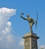 Ιστορικό εθνικό μνημείο του Juan Santamaría Στοκ φωτογραφία με δικαίωμα ελεύθερης χρήσης