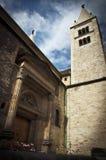 Ιστορικό: εκκλησία Στοκ Φωτογραφίες
