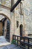 ιστορικό Ιταλία κάστρων romagna της Αιμιλία Στοκ φωτογραφία με δικαίωμα ελεύθερης χρήσης