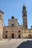 ιστορικό Ιταλία Πάρμα εκκλησιών romagna της Αιμιλία Στοκ Εικόνες