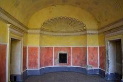Ιστορικό κενό δωμάτιο Στοκ Εικόνα