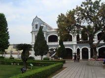 Ιστορικό κινεζικό σπίτι Στοκ εικόνες με δικαίωμα ελεύθερης χρήσης