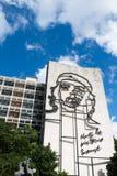 Ιστορικό κτήριο μνημείων στο Λα Αβάνα Κούβα στοκ φωτογραφία με δικαίωμα ελεύθερης χρήσης