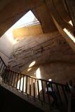 Ιστορικό κτήριο παλαιό Κάιρο τη νύχτα, Αίγυπτος Στοκ εικόνα με δικαίωμα ελεύθερης χρήσης