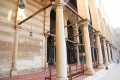 Ιστορικό κτήριο παλαιό Κάιρο, Αίγυπτος Στοκ εικόνα με δικαίωμα ελεύθερης χρήσης