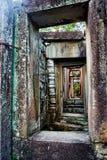 Ιστορικό κτήριο σε Angkor wat Thom Καμπότζη Στοκ Φωτογραφία