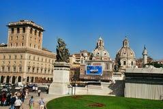 Ιστορικό κτήριο στη Ρώμη, Ιταλία Στοκ Φωτογραφίες