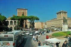 Ιστορικό κτήριο στη Ρώμη, Ιταλία Στοκ Φωτογραφία